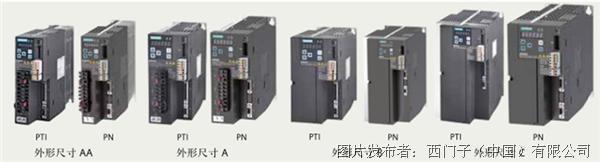 西门子sinamics v90伺服驱动系统