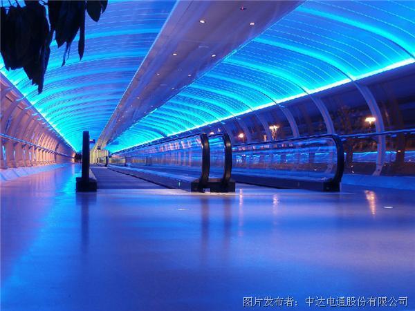 使照明设定可以基于实际航班的变动状况机动调整