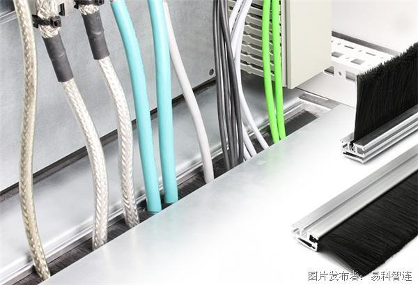 全能型天才—KDR-BES-U带刷密封电缆引入