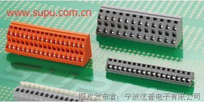 好的PCB弹簧接线端子排一定要适合电路板的特点
