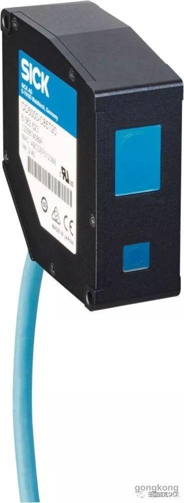新品上市:od5000激光三角测量法位移传感器惊艳亮相