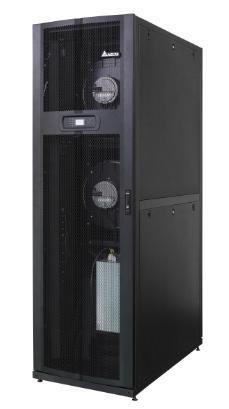 台达 RowCool DXA 35kW风冷型InfraSuite机柜式精密空调
