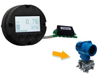 艾络格 高精度ASP3051智能压力变送器模块