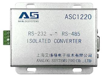 艾络格 ASC12XX 隔离转换器