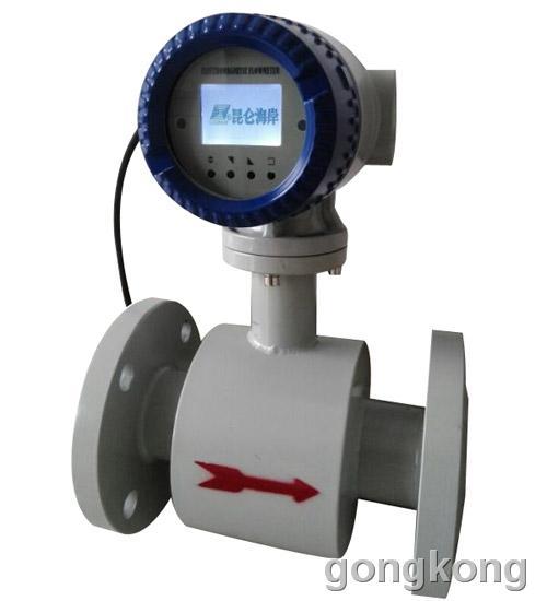昆仑海岸 LDBE型智能电磁流量计