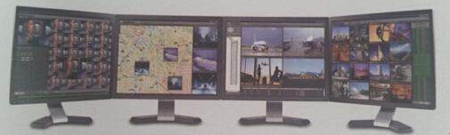 易控天地视频平台助力图像数据监控