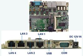 恒研 EC3-N270CDV4NA 单板电脑