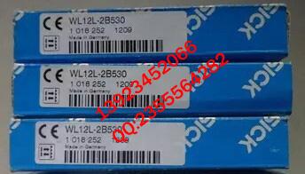 德国施克SICK WL12L-2B530激光光电开关