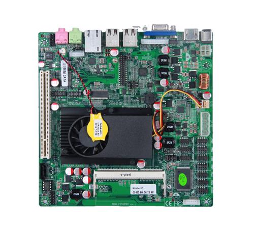 凌壹 ITX-N2600PRO 主板