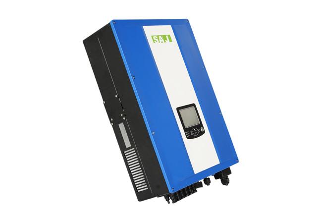 三晶  Suntrio-TL12K/15K/17K/20K 单相光伏并网逆变器