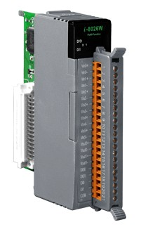 泓格科技 I-8026W 高速多功能模块