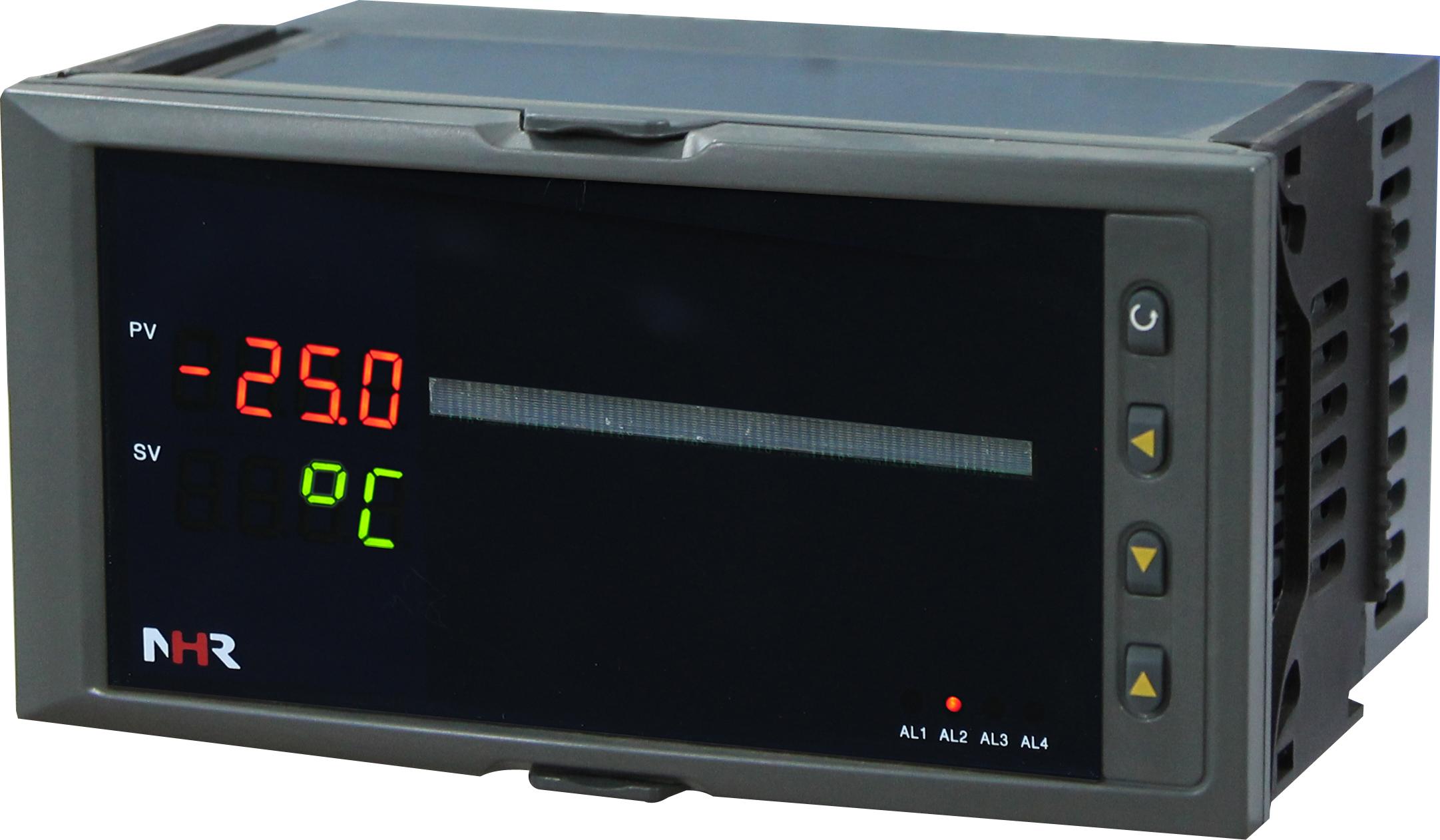 虹润 NHR-5100系列单回路数字显示控制仪