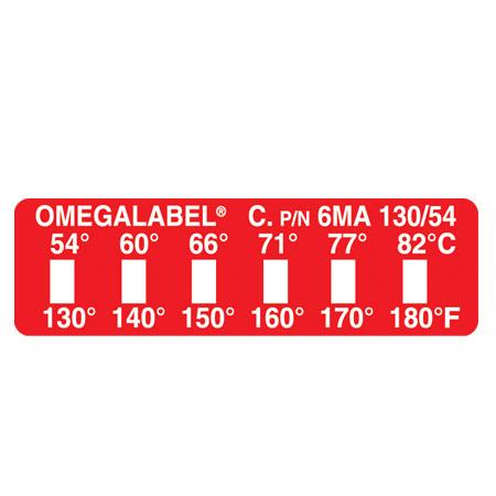 Omega LABEL? 不可逆型温度监测片