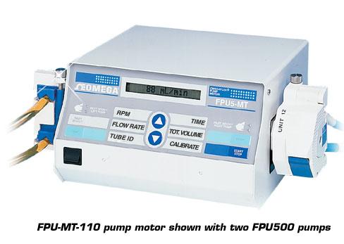 Omega  FLEX?FPU500系列蠕动泵