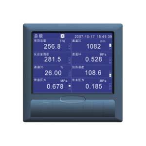 中电天仪 ZDJL9蓝屏无纸记录仪