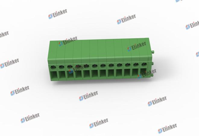 上海联捷 LG105R-5.0/7.5/10.0直焊式接线端子
