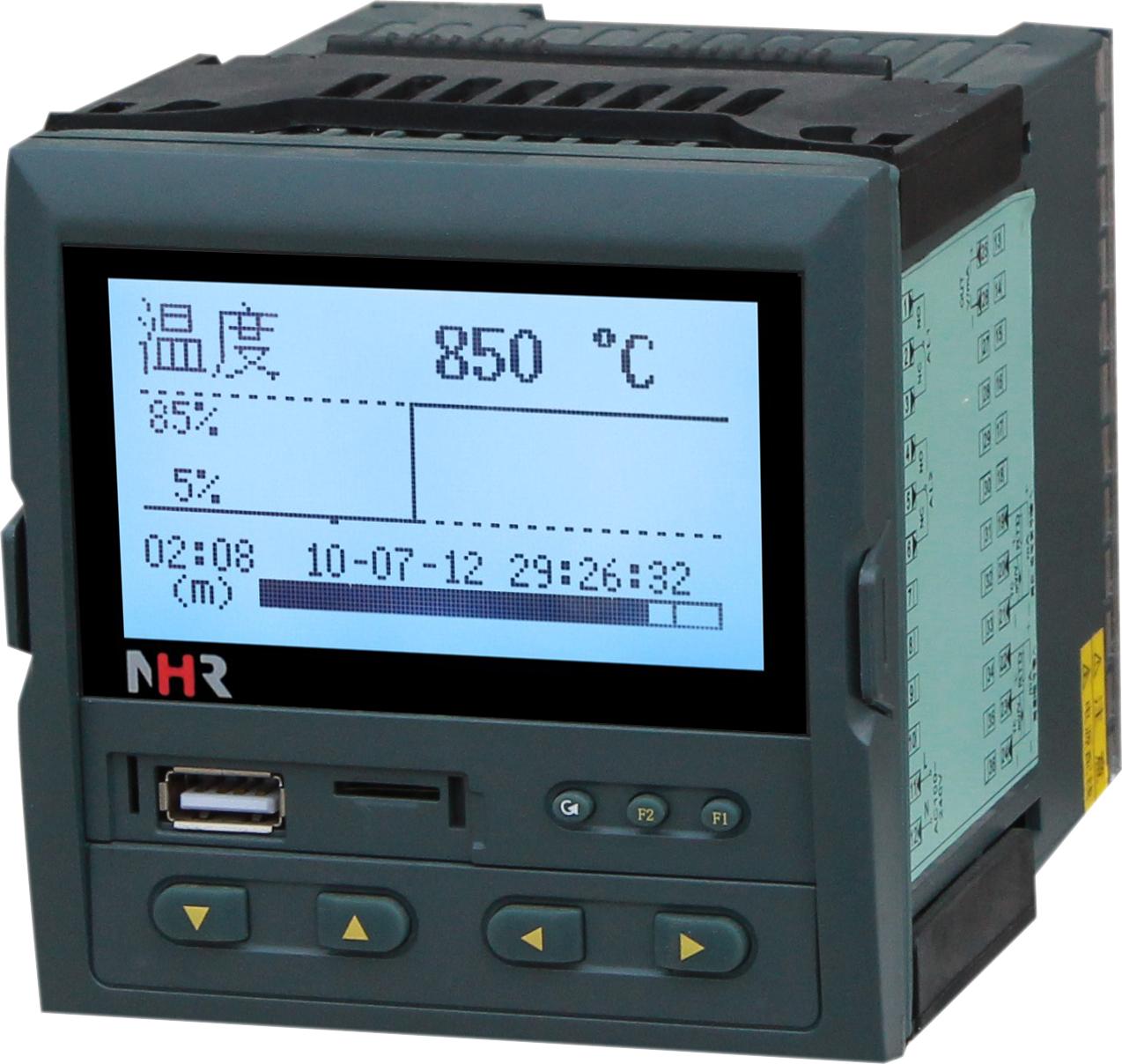 虹润NHR-7300调节记录仪