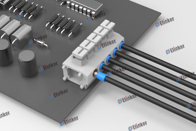上海联捷 LS235-5.0弹簧式接线端子