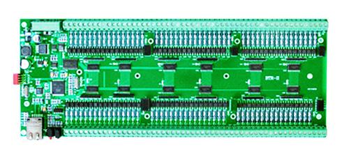 ART-阿尔泰 RTU6150 96路隔离干接点输入模块