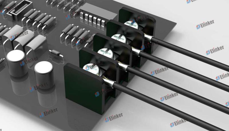上海联捷 lw1b-8.25直焊式接线端子
