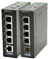五口以太网交换机MLiS MLB-E4101-5/E4102-5-F