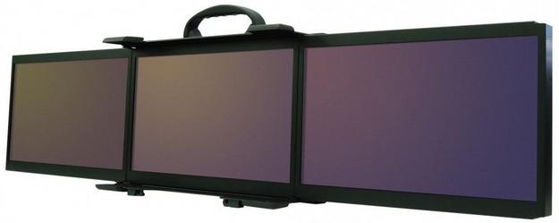 ACME BCCD多显示器便携式电脑
