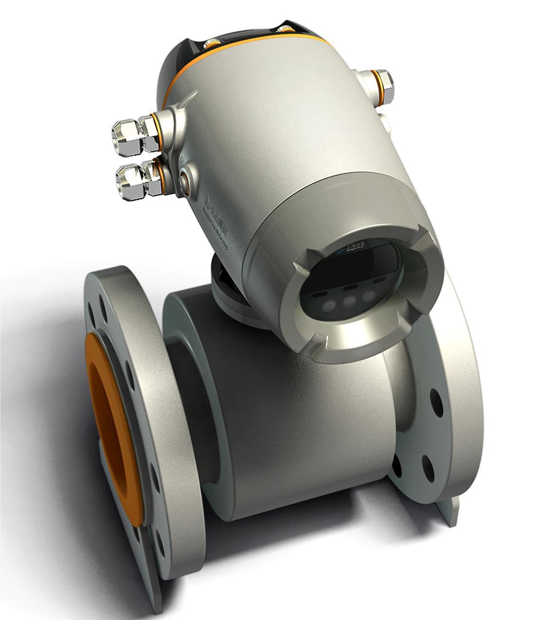 天石测控 TSD-YP一体式电磁流量计