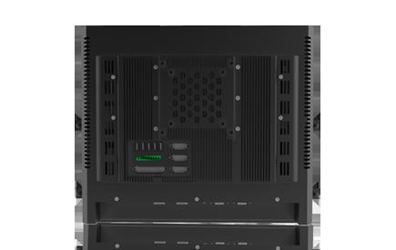 祈飞 高性价比12.1寸工业平板电脑PRA-PPC-529A