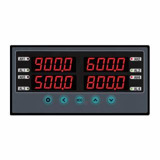 苏州迅鹏 WPDAL-AR双排显示控制仪