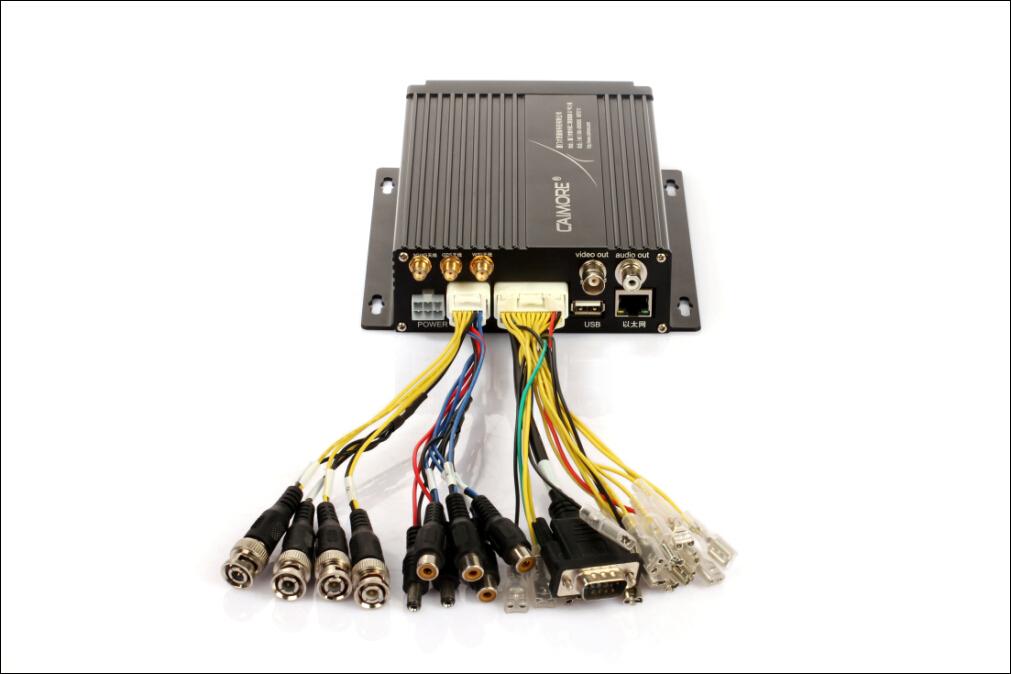 才茂通信 高清版3G4G无线视频监控终端