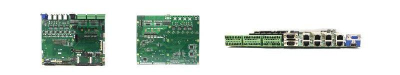 祈飞 嵌入式工业核心底板PRA-COM-QM67E