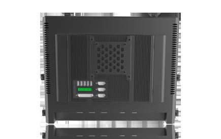 祈飞 17寸嵌入式工业平板电脑PRA-PPC-569