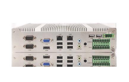 祈飞 多串口嵌入式工控机PRA-BOX-989
