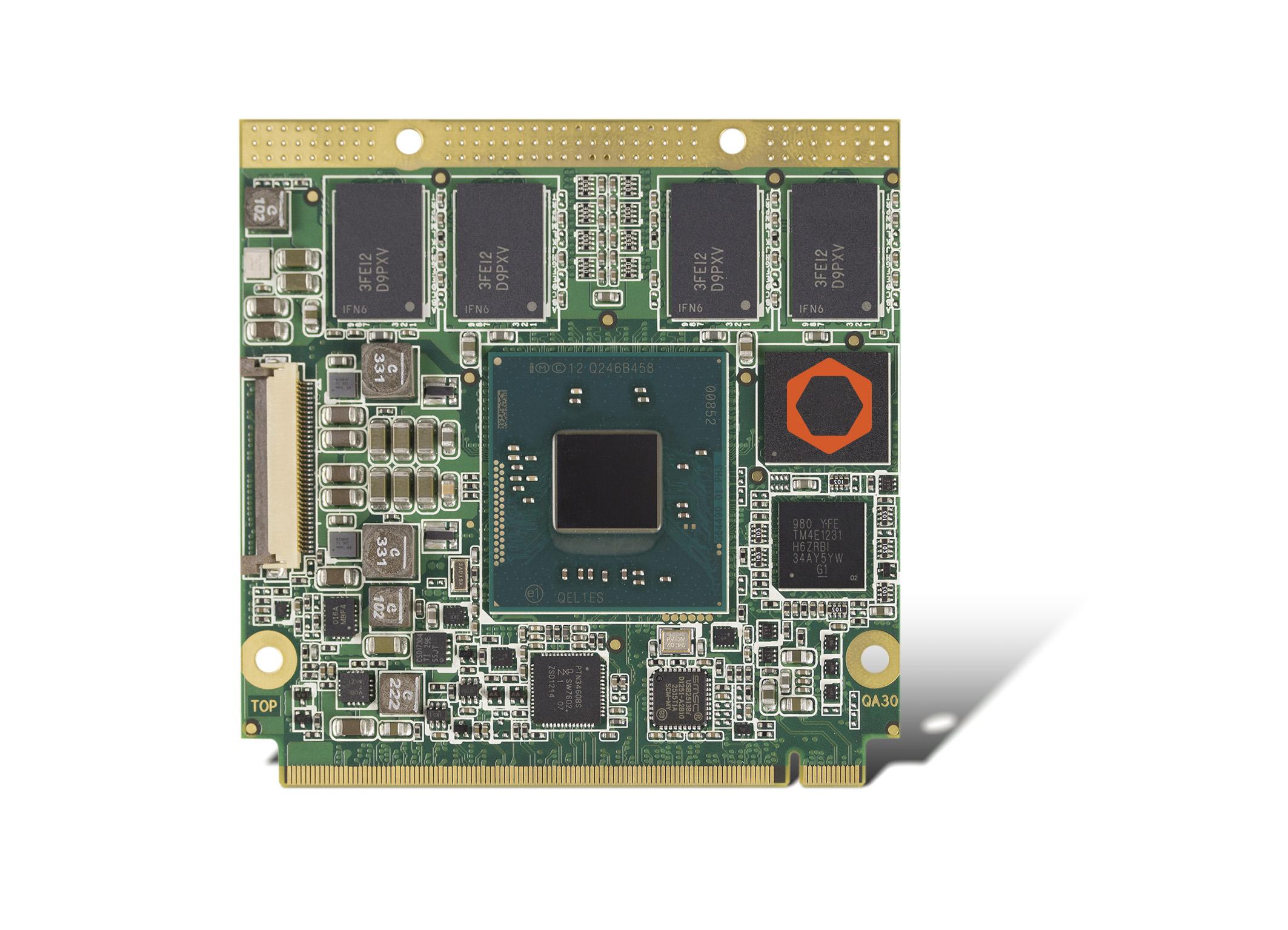 康佳特 Qseven英特尔® 凌动™ 计算机模块