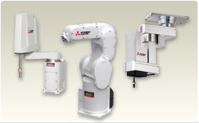 三菱工业机器人-MELFA微型作业机器人