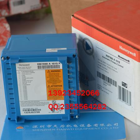 HONEYWELL霍尼韦尔RM7890 A 1015燃烧安全控制器