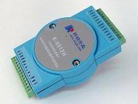 科瑞兴业    6通道光隔数字量输入和继电器输出模块