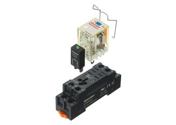 申樂RKL小型大功率繼電器