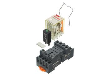 申樂RKF小型中功率繼電器