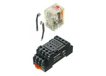 申樂RKE小型功率繼電器