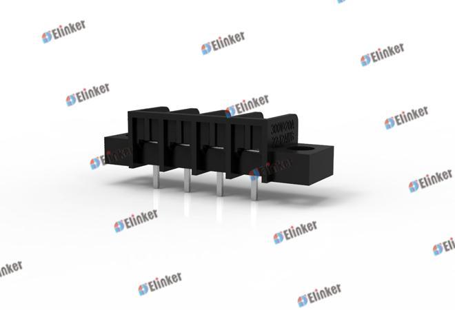 上海联捷 lw3mb-8.25栅栏式接线端子