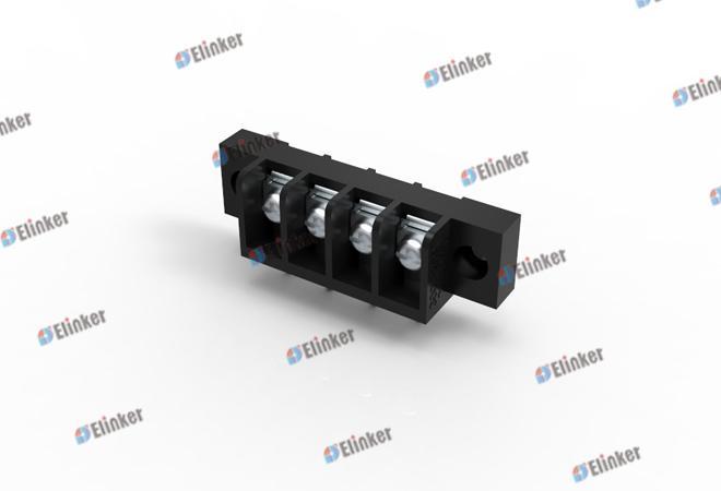 上海联捷 lw3mr-3.5栅栏式接线端子