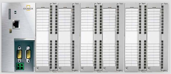 Softlink IDEABOX 3集成架构控制系统