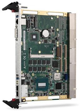 6U CompactPCI® 主板