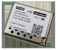 Microhard P400 测绘&无人机 电台核心模块
