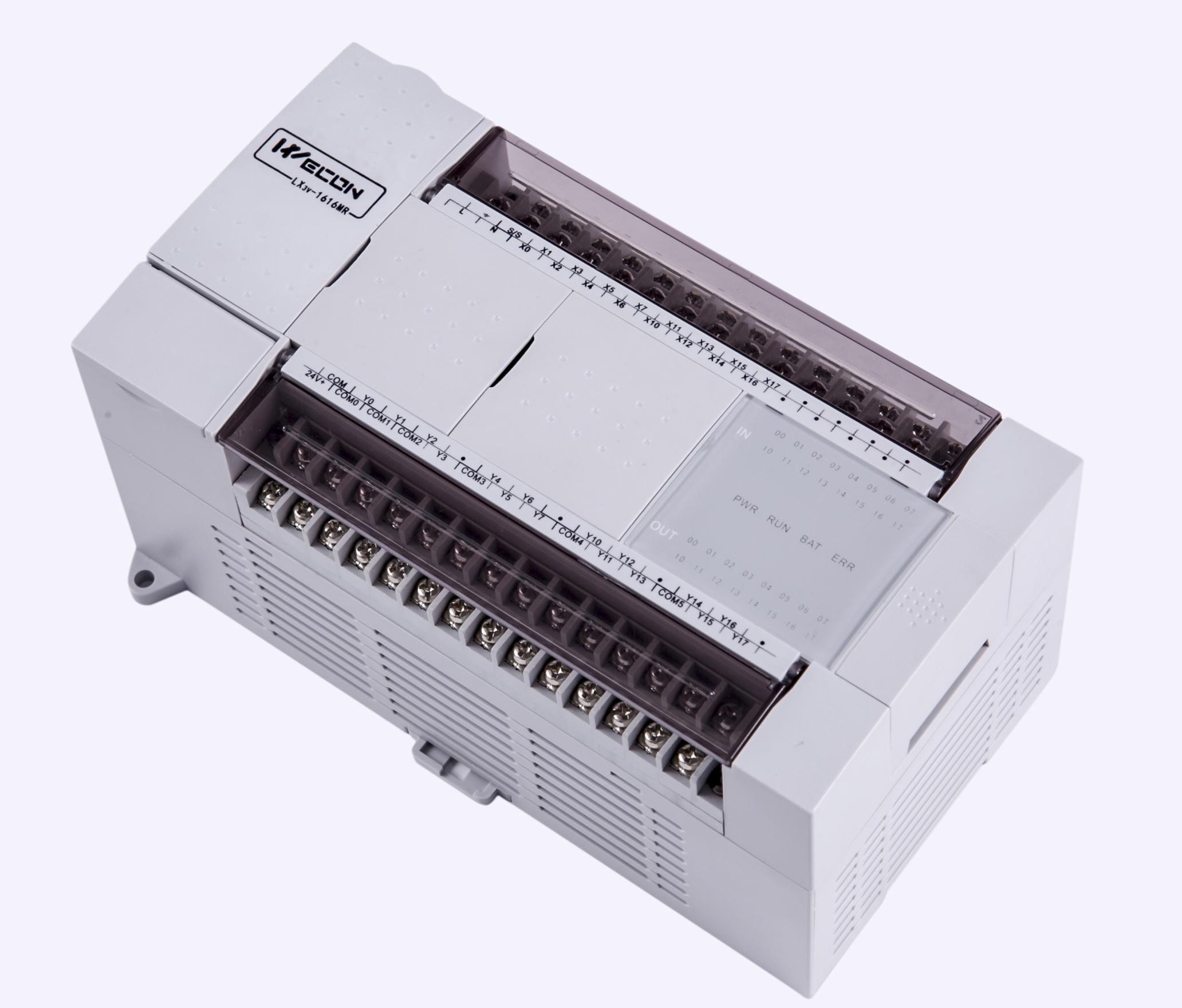 维控LX3V-1616MR-A(D)可编程控制器PLC