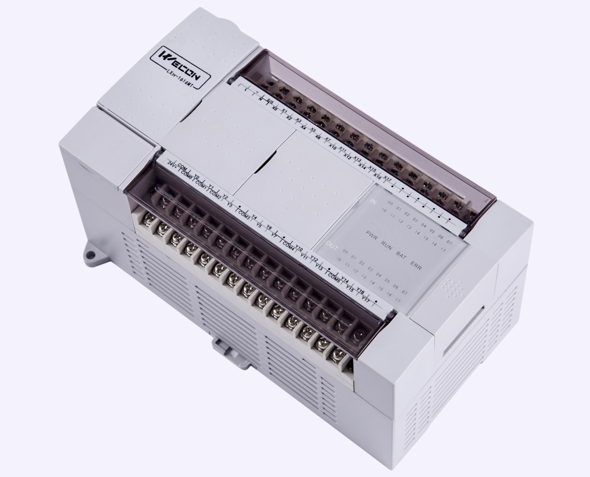 维控LX3V-1616MT-A(D)可编程控制器PLC