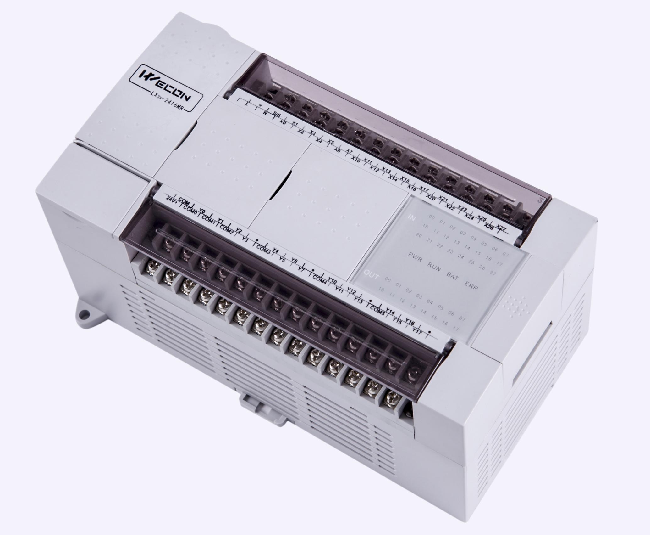 维控LX3V-2416MR2H-A(D)可编程控制器PLC