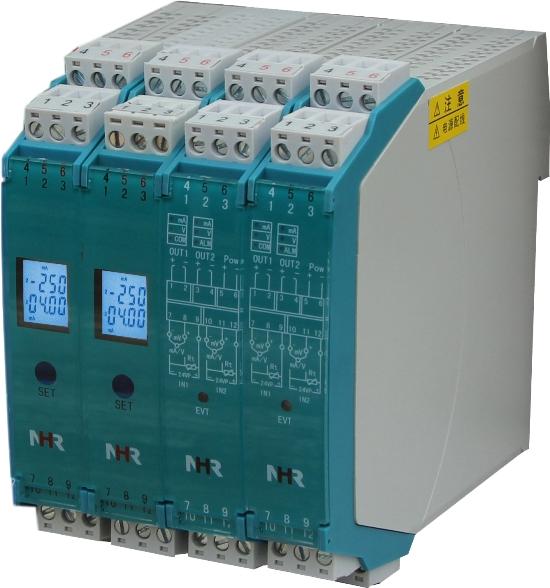 虹润 NHR-M31信号隔离器智能电压/电流变送器