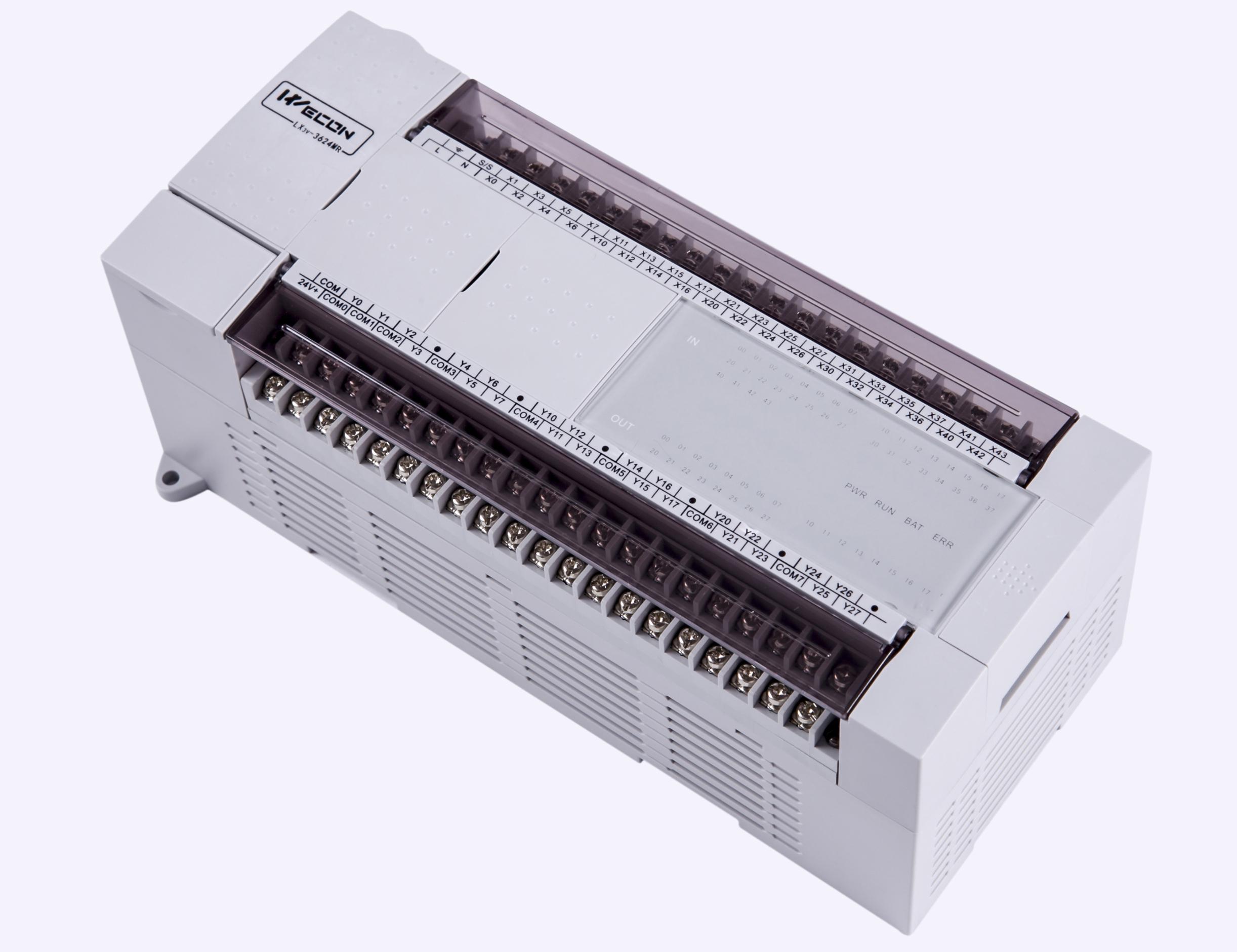 维控LX3V-3624MR2H-A(D)可编程控制器PLC